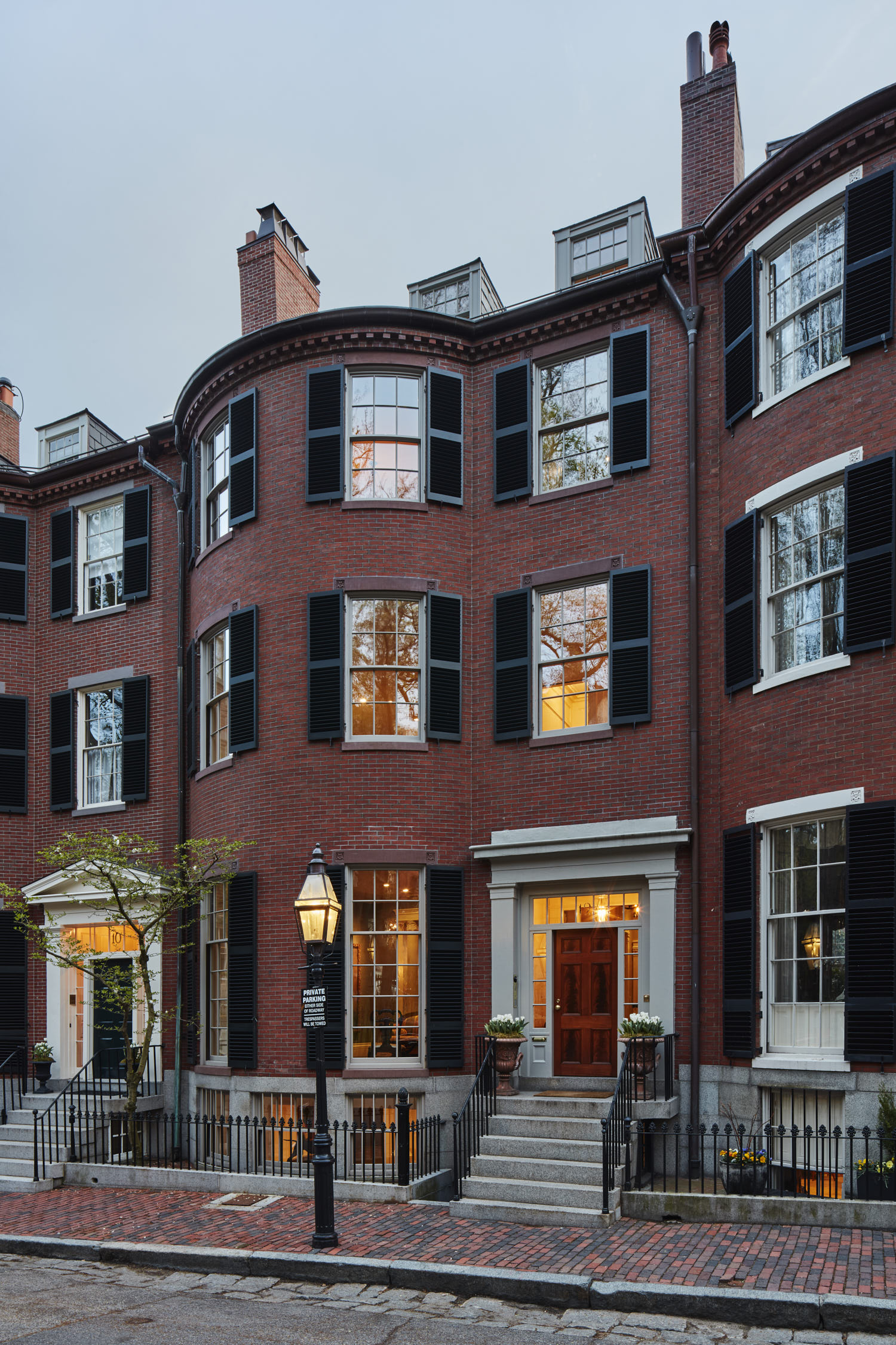 Beacon Hill House, Boston